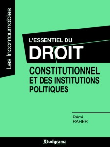 Dissertation droit constitutionnel