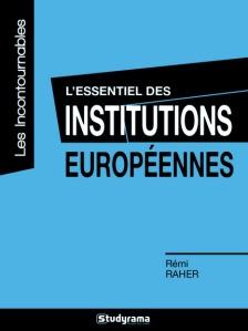 Institutions européennes - RR
