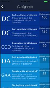 Droit Public QCM, l'appli pour réviser le droit public
